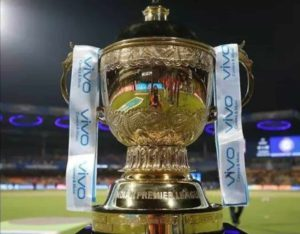 vivo ipl 2019 final trophy