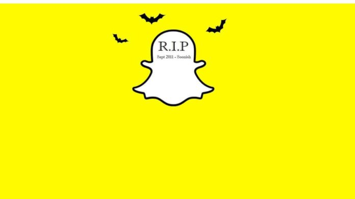 Snapchat down outage effect too many region