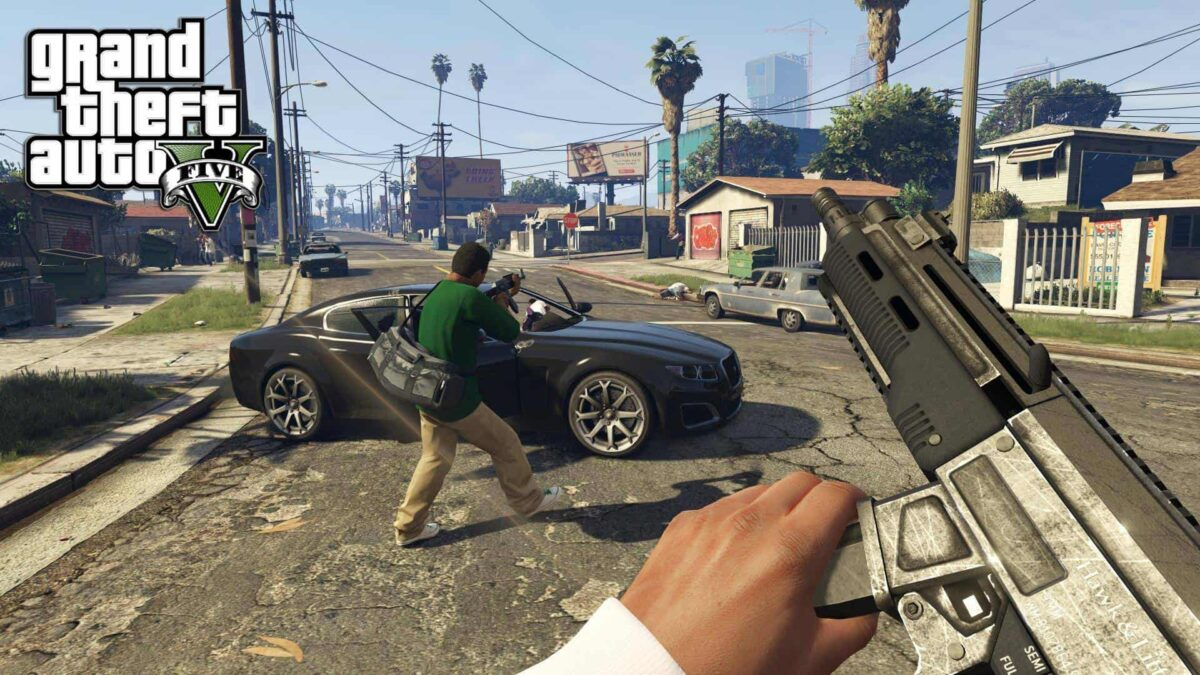 GTA 5 is The Best Game Of Decade according to a survey - BabbleSports