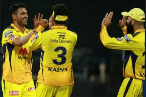 CSK Sealed Their 5th Win in IPL 2021 With a 7-Wicket Win Over SRH