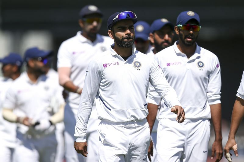 Indian Test Squad For the ICC's World Test Championship Announced